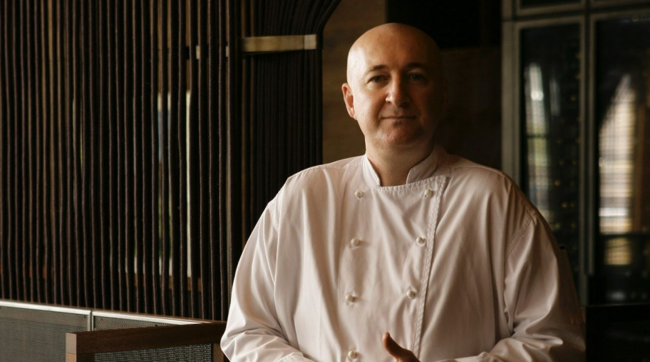 Khan Danis, head chef at Rockpool Bar & Grill, at the Crown complex in Melbourne.