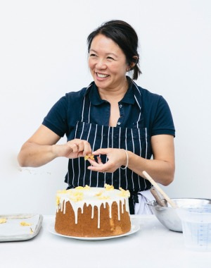 Sweet spot: Goh loves the ritual of baking and the conviviality of sharing cake.