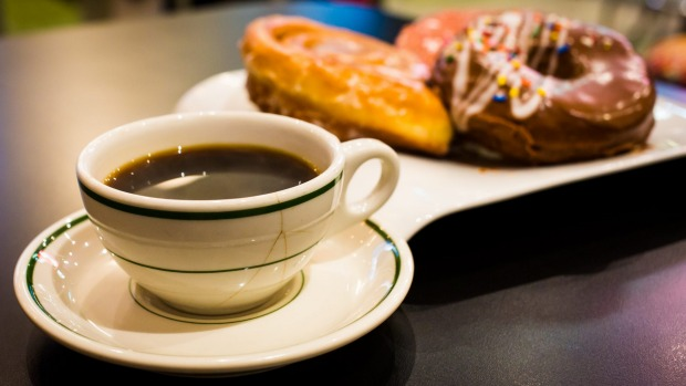 American-style filter outsells espresso-based coffee at Joe Dough.