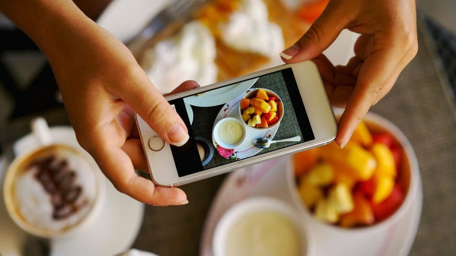 There's more apps than Instagram when it comes to dining out.