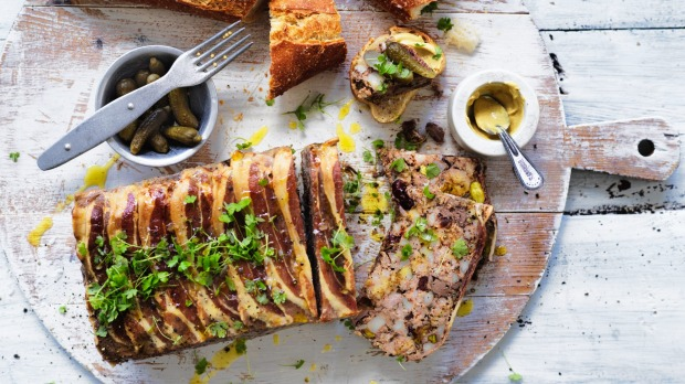 When it comes to terrines make them slow and cold.