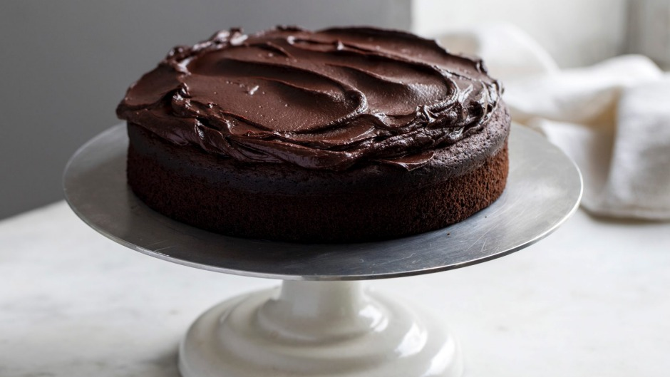 Is this the world's best chocolate cake?