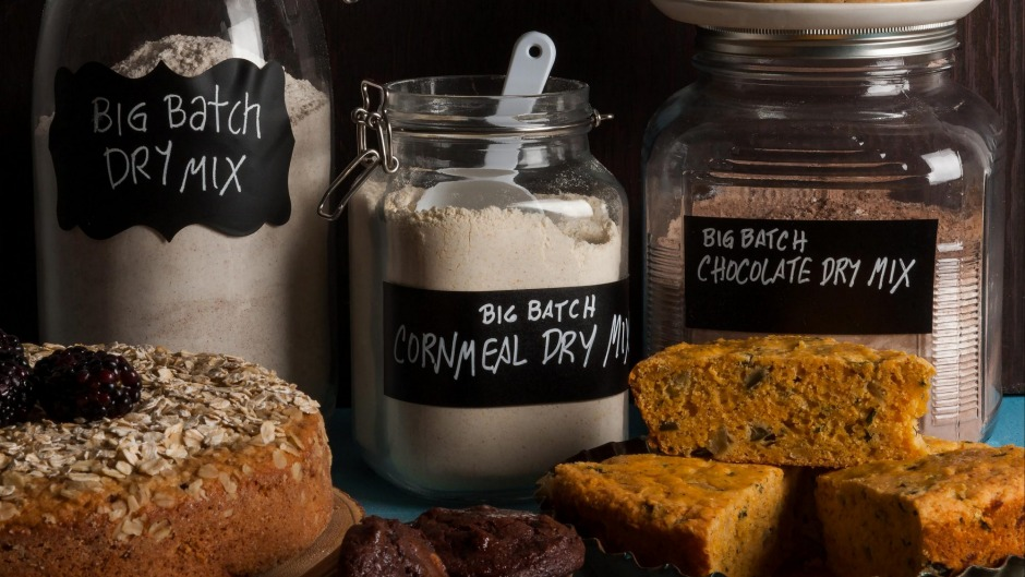 No mix can do everything, but these DIY baking mixes could get you far.