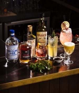 Bad Frankie's Australian-made booze is the kind of jingoism we can all salute.