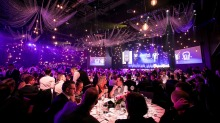 Good Food Guide Awards 2018 at The Star Event Centre in Pyrmont on October 16, 2017 in Sydney, Australia. Photo by Anna ...