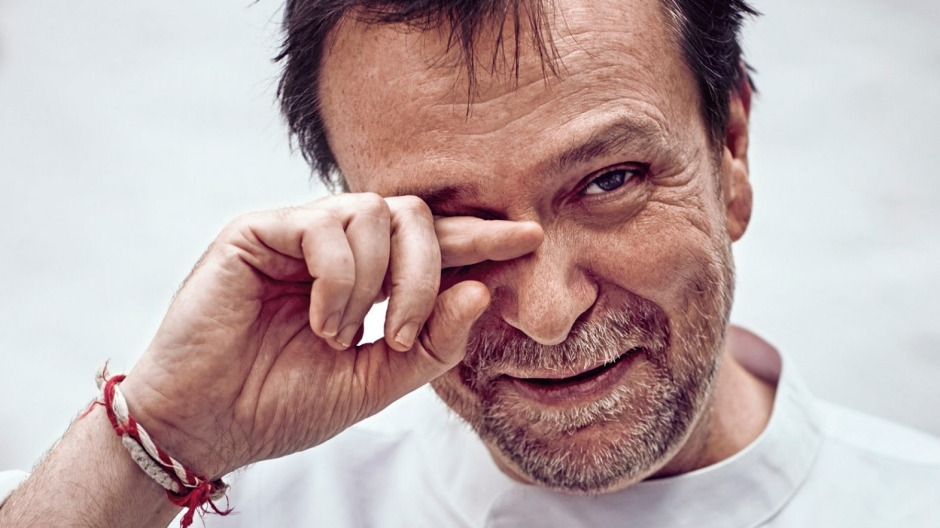David Thompson: Not a fan of being called a rock star chef.