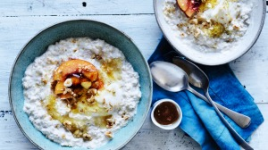 Bircher muesli: You can make it at home.