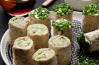 Roll up, roll up: crab and avocado pinwheel sandwiches <a ...