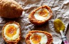 Chorizo Scotch eggs are a British favourite <a ...