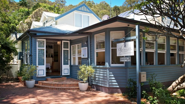 """It's a cosy space"": Clareville Kiosk in the Northern Beaches."