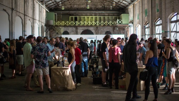 Natural-wine-focused festivals such as Rootstock are attracting sell-out crowds.