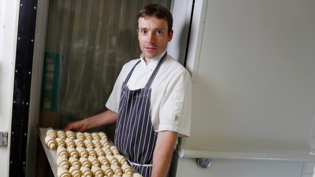 Michael James of Tivoli Road Bakery predicts key artisan bakers will soon be choosing local butter over European.