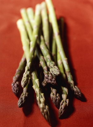 Asparagus stalks can have all kinds of uses.