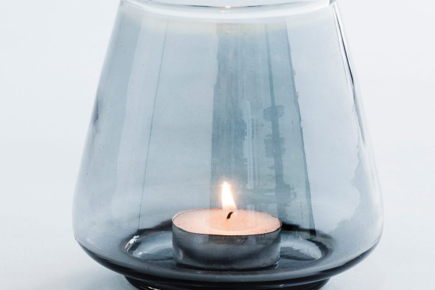 Tea light, $85, busatti.com.au.