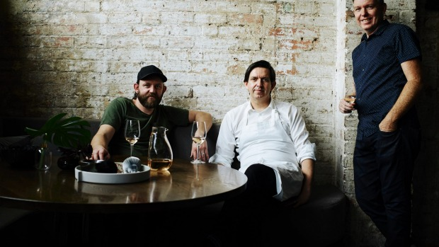 Sibling chefs Sean, Andrew and Matt McConnell may serve different dishes but their general approach to food and cooking ...