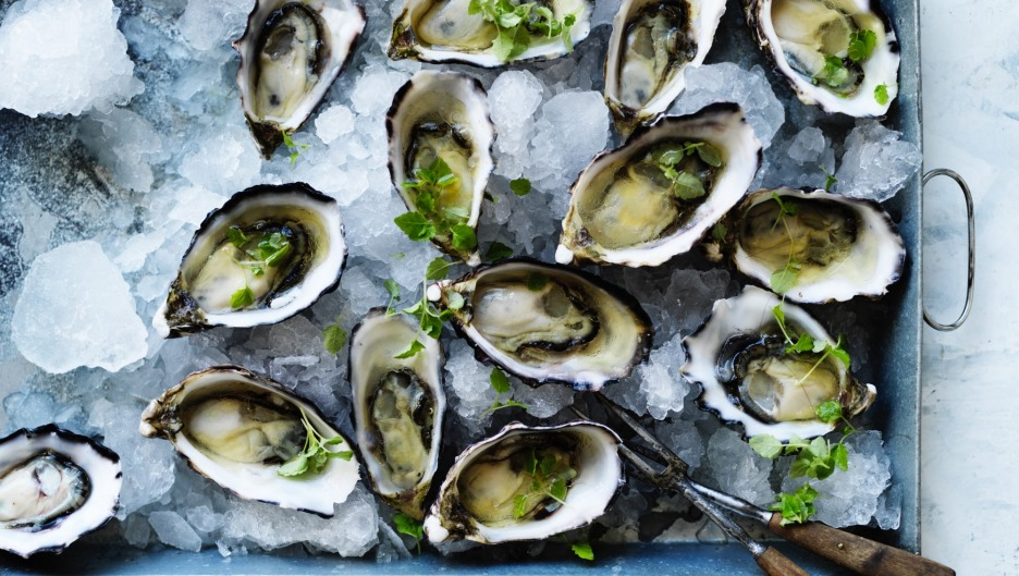 There really couldn't be an easier oyster recipe than this.