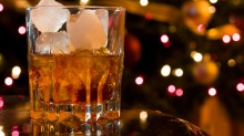 The top 10 christmas cocktails range from simple scotch on the rocks to the extra special.