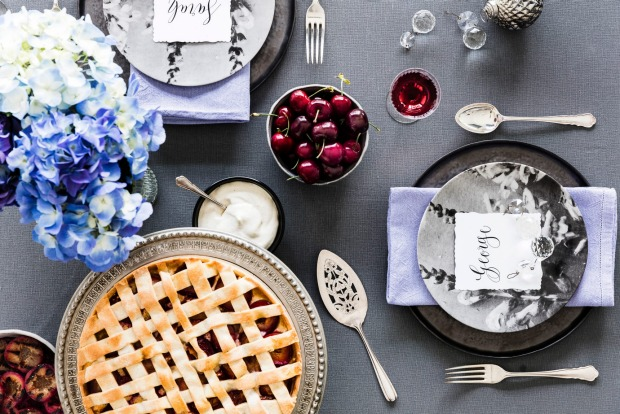 How to create a chic evening soiree.