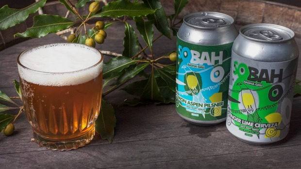 Sobah non-alcoholic beer is made from native ingredients rich in flavour and nutrients.