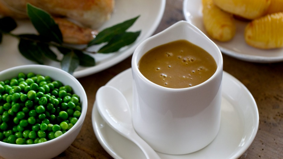 Jill Dupleix's ultimate gravy; the crowning glory of any festive feast.