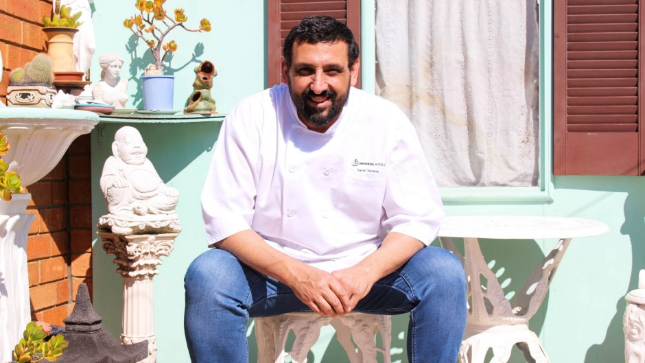 1821's head chef, David Tsirekas, has been poached to launch two mod Greek restaurants in the US.