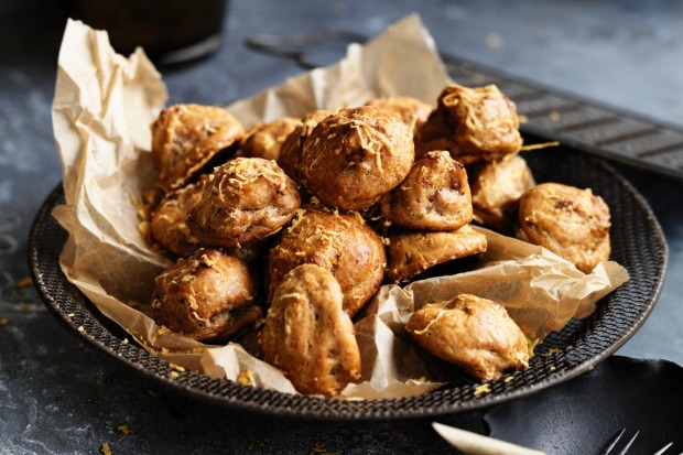 Dan Lepard's freezer-friendly chorizo cheese puffs <a ...