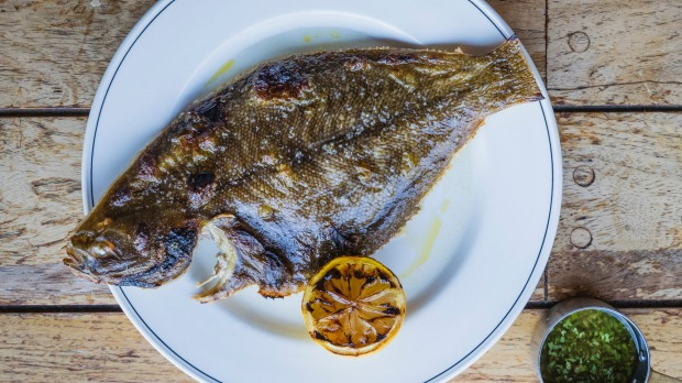 Fish like John Dory is also a good protein choice.