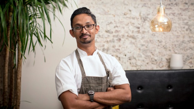 Rishi Naleendra's restaurant Cheek by Jowl scored a star in the latest edition of The Michelin Guide Singapore.