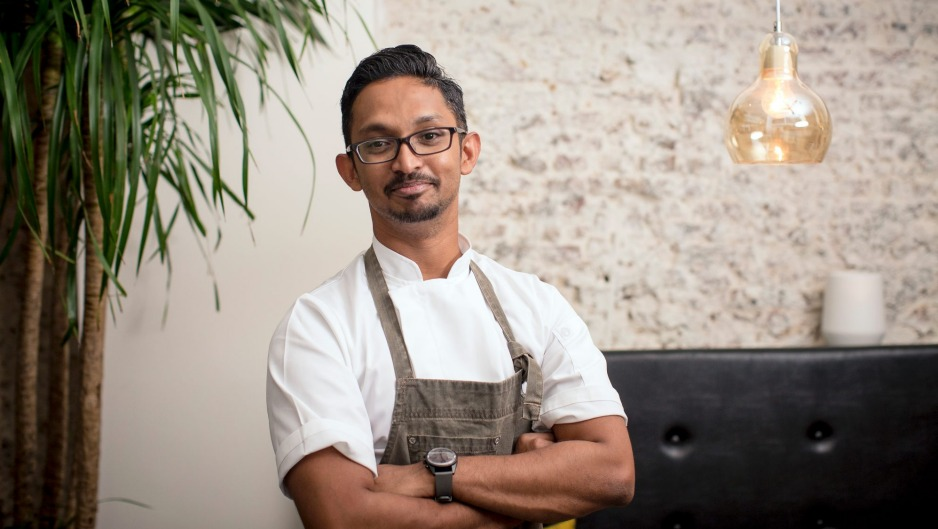 Chef Rishi Naleendra is visiting Melbourne in March.