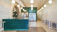Piccolina Gelateria Collingwood by Hecker Guthrie. Credit: Shannon McGrath.