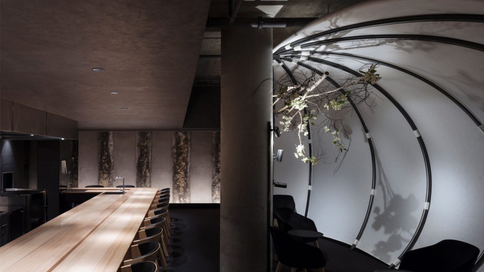 Inside Melbourne's latest kaiseki restaurant, Ishizuka.