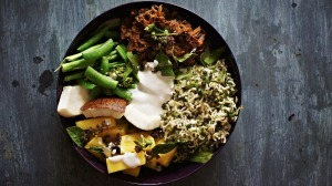 Grain bowls are an easy, healthy and delicious choice.