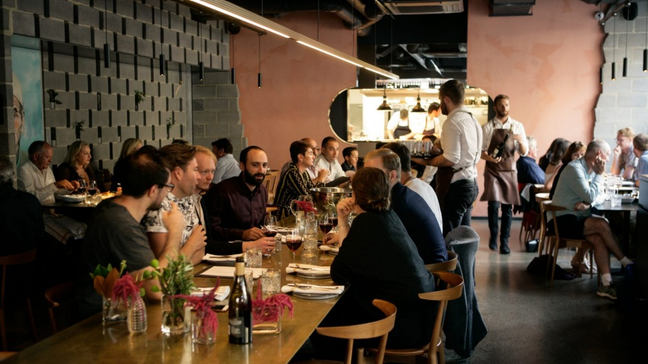 Yagiz hits South Yarra with mod-Turkish