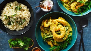 Serve with Neil Perry's Sri Lankan prawn curry.