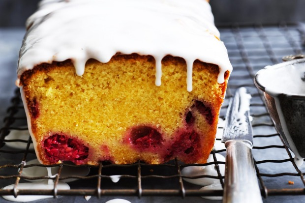3. Ottolenghi's Helen Goh kicked off her baking column with this lemon and raspberry loaf cake <a ...