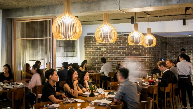 The Surry Hills venue is the first Gogyo outside Asia.