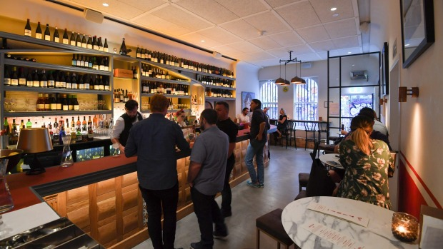 The old Misty bar has been turned into a bodega by team MoVida.