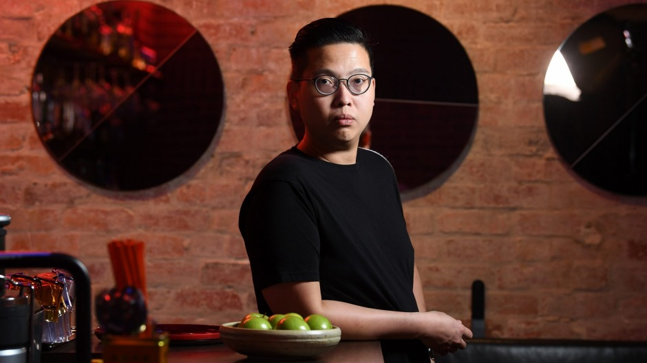 Chef Victor Liong describes himself as 'technique-driven'.
