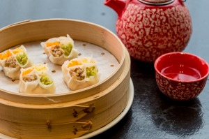 New Shanghai's 'make me rich' dumplings.