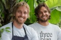 Darren Robertson and Mark LaBrooy of Three Blue Ducks.