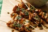 Chicken skewers with chermoula <a ...