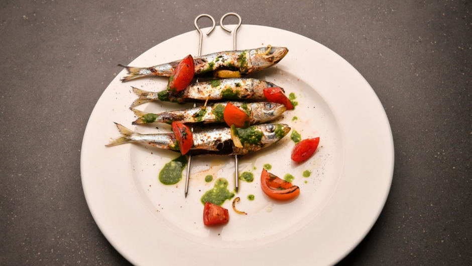 Coming soon to Messer in Fitzroy: Grilled sardines.