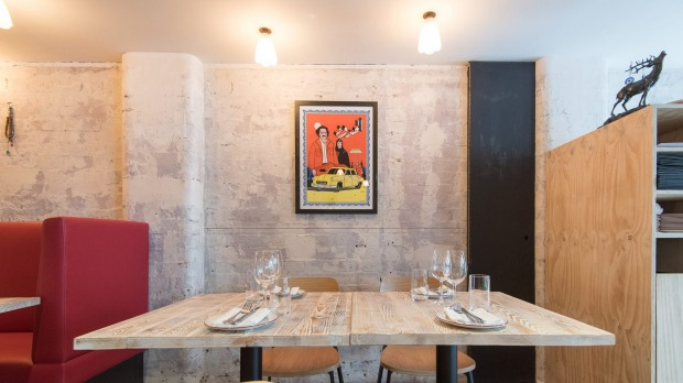 Bar Saracen has opened in the former Rosa's Kitchen site.