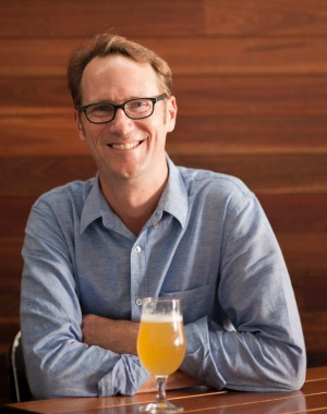 Brisbane-based beer educator Matt Kirkegaard.