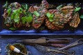 Keep sauces and fresh herbs handy, for finishing dishes such as Argentinian-style lamb steaks with mint chimichurri ...