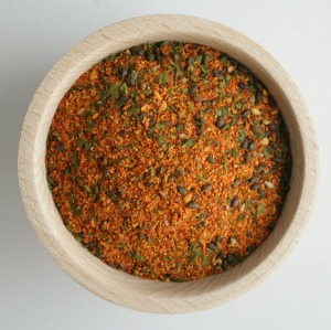 Shichimi pepper mix.