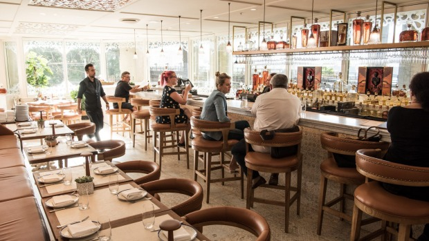 The venture is a collaboration between Neil Perry, the Rockpool Dining Group and Patron Tequila.