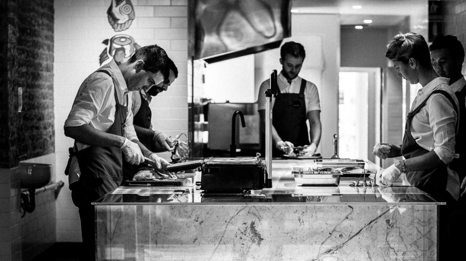 Saint Peter is opening Sydney's first fish butchery.