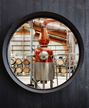 Four Pillars' distillery in Healesville.