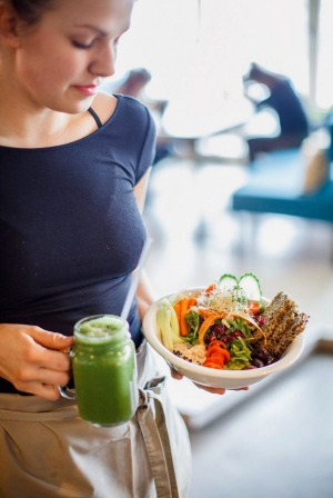 Plant-based restaurant The Bowl has helped change the face of Berlin dining.